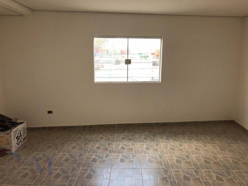 Imagem 1 de 6 de Sala Para Alugar, 26 M² Por R$ 900,00/mês - Cidade Satélite Santa Bárbara - São Paulo/sp - Sa0173
