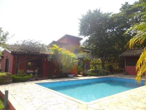 Chácara Residencial À Venda, Pedreira, Atibaia - Ch0221. - Ch0221