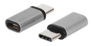 Adaptador Metal Tipo C 3.1 A Micro Usb Samsung Ditron