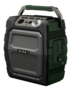Parlante Portable Carry Loud 6000w Noblex Tsn5000