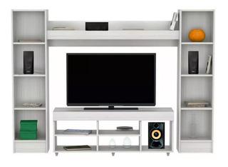Modular Rack Para Tv Lcd Led 32 42 50 55 8002 Muebles Hogar