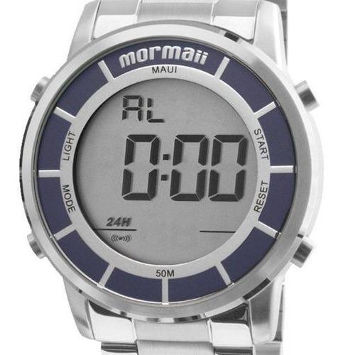 Relógio Masculino Mormaii Digital Tradicional Mo1105ab/8y
