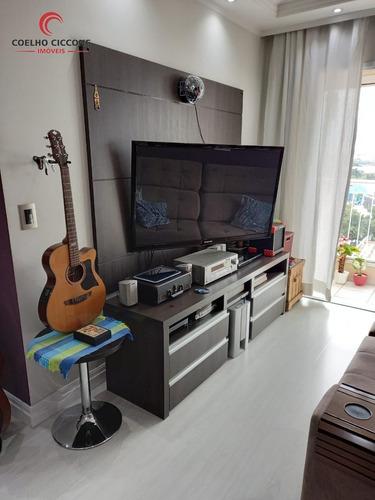 Imagem 1 de 15 de Apartamento A Venda No Bairro Barcelona - V-4688