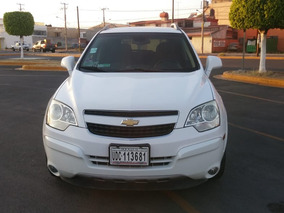 2013 Chevrolet Captiva 4 Cilindros Americana Sin Legalizar
