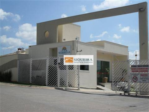 Casa Com 3 Dormitórios Para Alugar, 78 M² Por R$ 1.500/mês - Jardim Wanel Ville Iii - Sorocaba/sp - Ca1306
