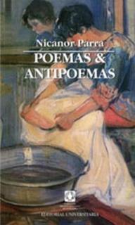 Poemas Y Antipoemas Parra Mercadolibre Cl