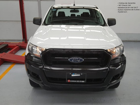 Ford Ranger 2.5 Xl Cabina Doble Mt 2017 Financiado