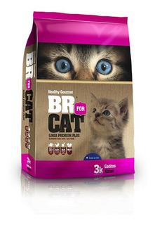 Br For Cat Gatito 3kg