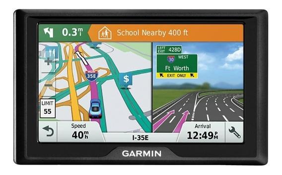 Gps Garmin Drive 51 Lm Mapa Brasil 5 Pol Avisa Radar Fixo