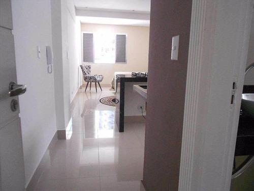 Ref.: Fd56 - Apartamento Com 01 Dorm. - Guilhermina - Praia Grande. - Fd56