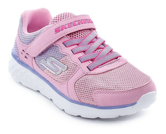 Zapatillas Skechers Go Run 400 Sparkle Niña Running Correr