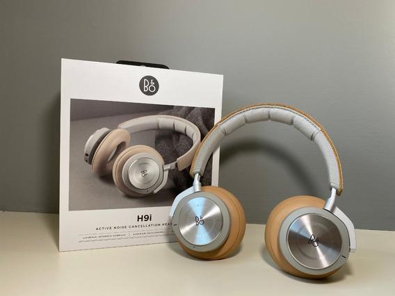 Headphone Over-ear Bang & Olufsen (beoplay) H9i (negociável)