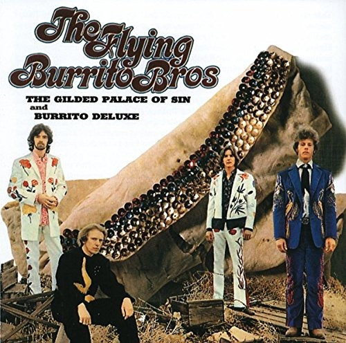 Cd : The Flying Burrito Brothers - Gilded Palace Of Sin/...