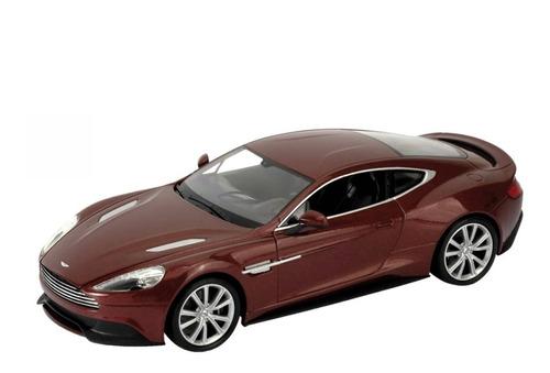 Aston Martin Vanquish 2015 Coleccion Welly Escala 1:24 St