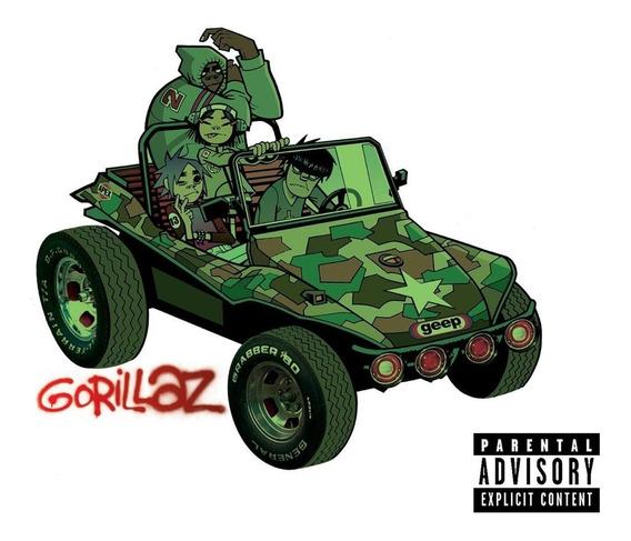 Gorillaz Gorillaz 2 Vinilos Importados Nuevos De 180 Gramos