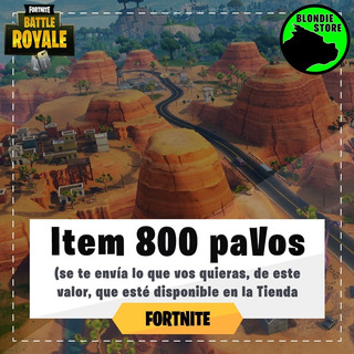 Fortnite @ Leer Antes De Comprar @ Pavos Pc Ps4 Cel Xbox