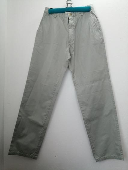Pantalón De Gabardina Legacy Talle 30 Impecable