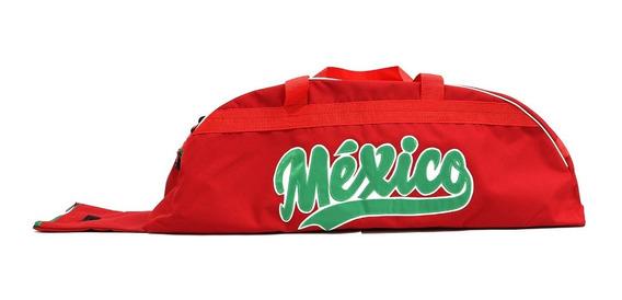 Bonita Batera Mochila D Beisbol Seleccion De Mexico Juvenil