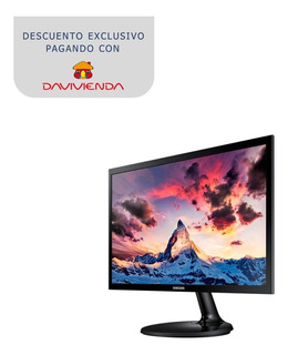 Monitor Samsung 22 Fullhd Ls22f350 Full Hd Hdmi