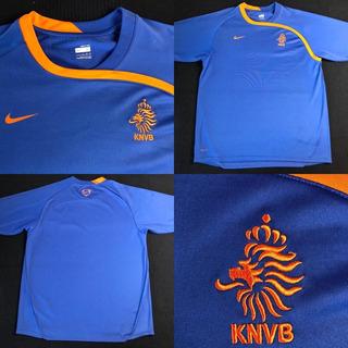 Camisa Seleção Holanda Euro 2008 Treino Tam G (74x57)