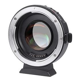 Adaptador Viltrox Ef-m2 Canon M4/3 Panasonic Gh3 Gh4 Gh5 +nf