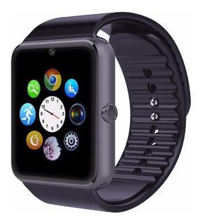 Relógio Smartwatch 2019 ,chip, Camera , Touch , Frete Gratis
