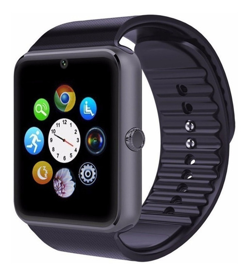 Relógio Smart Digital C/ Chip, Camera , Touch , Frete Gratis