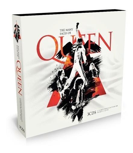 Queen - The Many Faces Of Queen (3cd) Importado