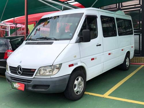 Mercedes-benz Sprinter 2.2 3000 Van Luxo 313 Cdi Diesel 3p