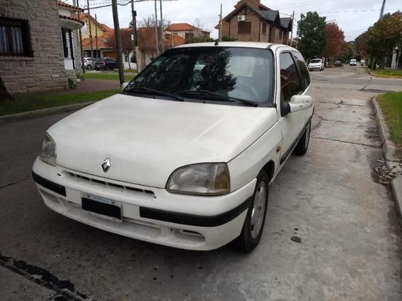 Renault Clio Rl 1.9 Diesel Segundo Dueño Excelente Estado