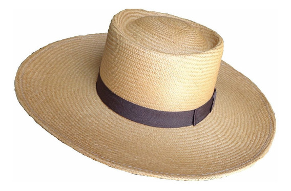 Sombrero Lagomarsino Panama Gaucho Verano Redondo Norteño