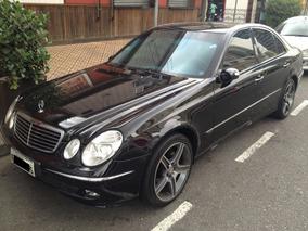 Mercedes-benz E320 3.2 230cv Preta 2003