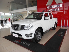 Nissan Frontier Sv Attack At 4x4 Cabine Dupla 2.5 T..aka7171