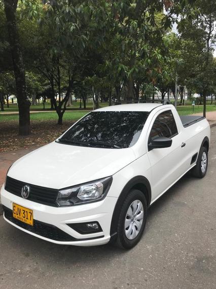 Volkswagen Saveiro Blanca Cabina Sencilla