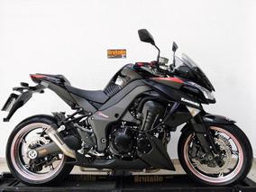 Kawasaki Z1000 Abs 2011 Preta