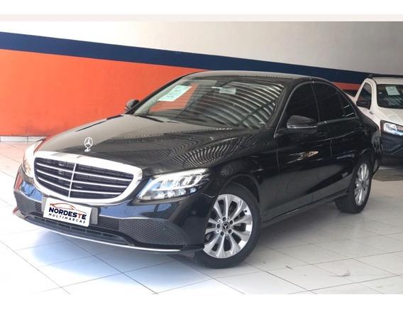 Mercedes-benz C-180 Cgi Exclusive 1.6 Tb 16v Aut.