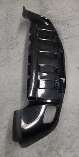 Lip Fascia Del Parte Baja Porsche Cayenne 04 - 09 Detalle