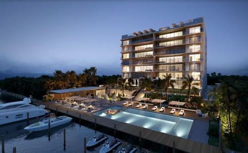 Imagen 1 de 26 de Departamento Garden House En Venta En Cancun,  Mao Luxury Co