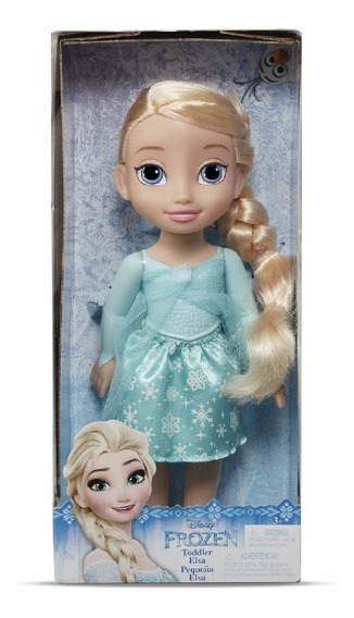 Muñeca Frozen Elsa
