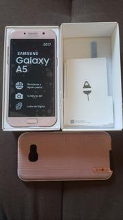 Samsung A5 Super Novo Guardado Em Loja
