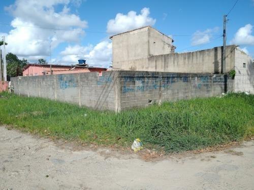 Lote No Balneário Gaivota, Em Itanhaém, 7746