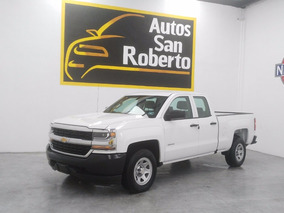 Chevrolet Silverado 5.4 2500 Doble Cabina Ls 4x2 At