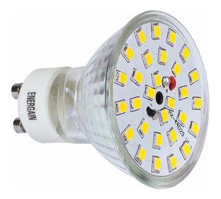 Foco Led Tipo Mr16 Energain De 3 Watts Luz Cálida