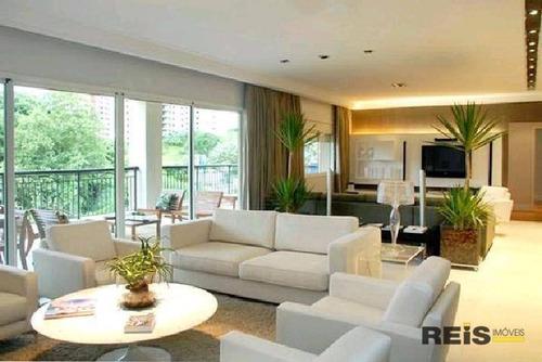 Imagem 1 de 16 de Apartamento Com 4 Dormitórios À Venda, 197 M² Por R$ 1.600.000,00 - Jardim Portal Da Colina - Sorocaba/sp - Ap0638