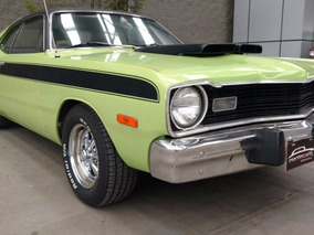 Valiant Super Bee 1973 Verde