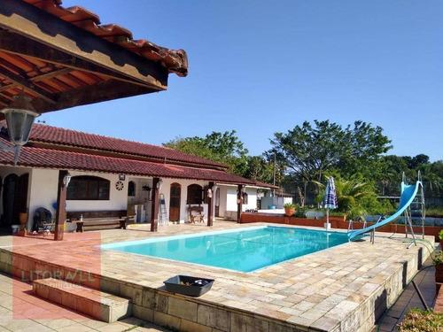 Imagem 1 de 30 de Chácara Com 3 Dormitórios À Venda, 3000 M² Por R$ 600.000,00 - Jardim Diplomata - Itanhaém/sp - Ch0047
