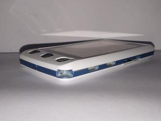 Carcaça Completa Branca/azul LG Kp570q - Kp570 - Nova!!