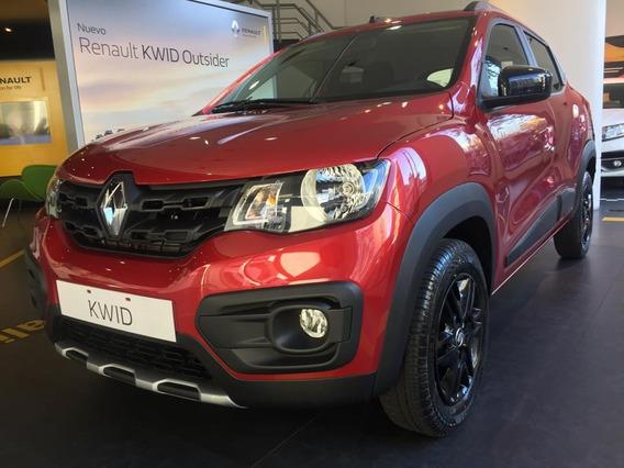 Renault Kwid Outsider 1.0 0km 2020 Tomo Permuta (ma)
