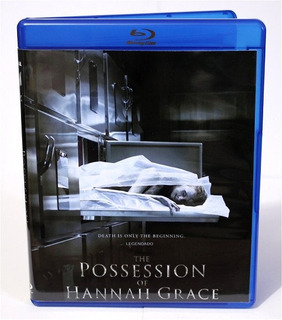 Blu-ray Filme The Possession Of Hannah Grace (cadaver) - Leg