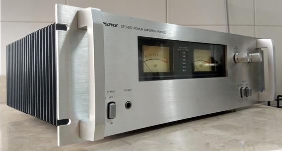 Amplificador Polyvox Pm-5000, Excelente Conservação